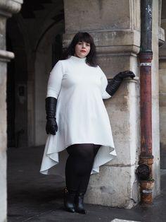 Plus Size Fashion for Women - Plus Size Outfit Idea - LA CAPE – Le blog mode de Stéphanie Zwicky