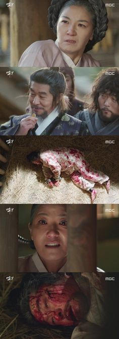 [Spoiler] Added episode 6 captures for the #kdrama 'Rebel: Thief Who Stole the People'