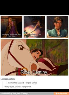 Well played Disney