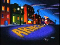 """""""Hey Arnold!"""" is an American animated television series. The show centers on a fourth grader named Arnold, who lives with his grandparents in an inner-city boarding house. Episodes center on his experiences navigating big city life while dealing with the problems he and his friends encounter. Released: October 7, 1996 – June 8, 2004"""