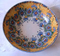 Ciotola in ceramica.Dipinta a mano., by ilciliegio, 25,00 € su misshobby.com