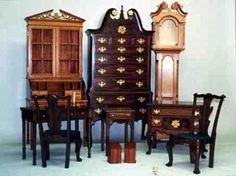 Miniature furniture- isn't it wonderful?