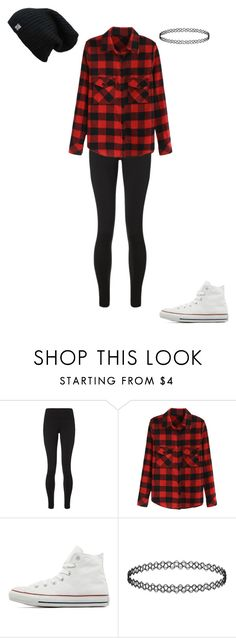 """""""Untitled #27"""" by katie0298 on Polyvore featuring Sweaty Betty, Converse, women's clothing, women, female, woman, misses and juniors"""