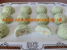 Pralinky, více druhů Ice Cream Candy, Cake Cookies, No Bake Cake, Christmas Cookies, Sweet Tooth, Muffin, Chocolate, Baking, Breakfast