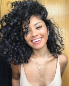 Want to wake up with curls but can't decide between spiral perm vs regular perm? We're telling you everything you need to know about spiral perm hairstyles! Cute Hairstyles For Medium Hair, Curly Hair With Bangs, Haircuts For Curly Hair, Permed Hairstyles, Short Curly Hair, Medium Hair Styles, Curly Hair Styles, Natural Hair Styles, Black Hairstyles