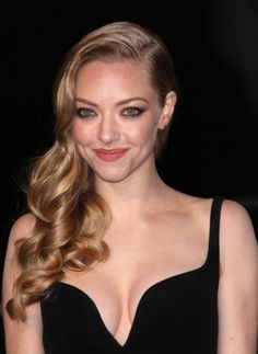 Amanda Seyfried. People always say I look like her so I use these pics for makeup ideas :)
