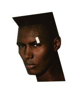 Grace Jones by Jean-Paul Goude 80′s
