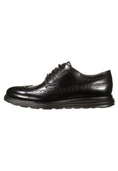 LUNARGRAND - Chaussures à lacets - black