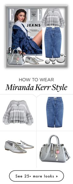 """""""Loafers"""" by yvettemmh on Polyvore featuring Kerr®, Office and Current/Elliott"""