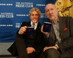 pete townshend and roger daltrey - Google Search