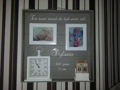 Geboortebord Frame, Kids, Moodboard Inspiration, Home Decor, Bedroom, Baby, Room, Room Decor, Frames