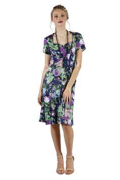 Floral Summer Dresses   Annah Stretton   Designer Wear Day Dresses, Summer Dresses, Female Form, Every Woman, Designer Wear, A Line Skirts, Hemline, Classic Style, Women's Fashion