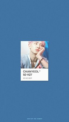 CHANYEOL WALLPAPER . #KoKoBop  #TheWarEXO  © Cherish the moment