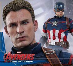 Age of Ultron Captain America figure