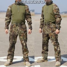 Frog Tactical Shirt And Pants Set(MAD)