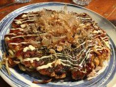 Okan and Abeno - best place for Okonomiyaki Pork, London, Meat, Kale Stir Fry, Pork Chops, London England