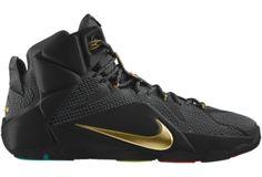 LeBron 12 iD Basketball Shoe. Nike Store
