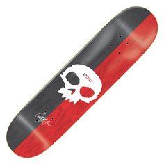 ZERO Planche de skate Garrett Hill pro-modèle Signature Skull R7 8.1 pouces 65,00 € #skate #skateboard #skateboarding #streetshop #skateshop @playskateshop