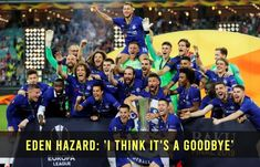 Chelsea beat Arsenal to win Europa League Final Football Score, Football Players, Football Results, Soccer Predictions, Eden Hazard, Latest Sports News, Europa League, Arsenal, Finals