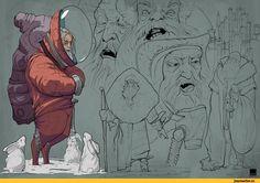 красивые картинки,art,арт,Sebastian Luca,Fantasy,Fantasy art