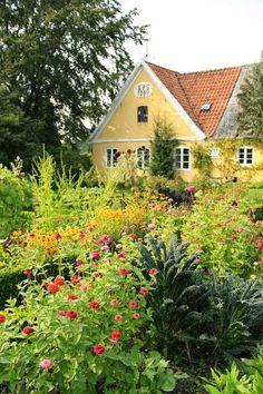 I haven hos Evigglade ♥: Kom til åben have i Danmarks dejligste have