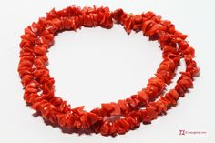 Mediterranean Red Coral Necklace chips ±46g in Silver Collana Corallo rosso del Mediterraneo spezzatini ±46g in Argento #jewelery #luxury #trend #fashion #style #italianstyle #lifestyle #gold #store #collection #shop #shopping  #showroom #mode #chic #love #loveit #lovely #style #all_shots #beautiful #pretty #madeinitaly #necklace #necklaceforsale