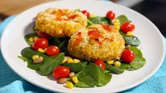 Operation Transformation's Food Plan includes a range of delicious dinner options including this healthy, low-fat Fish Cake and Salad recipe.