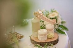 Handmade wedding ideas