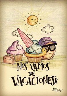 Nos vamos de vacaciones!! - www.dirtyharry.es