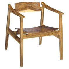 Jul Arm Chair in Natural. Found it at AllModern