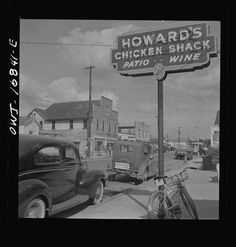 Photo of the Week: Street Scene in Daytona Beach, Florida War Photography, Types Of Photography, Glamour Photography, Wildlife Photography, Landscape Photography, Daytona Beach Florida, Gordon Parks, Old Florida, Photo Story