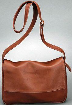 Sven Design made in America USA Women's Leather Shoulder Bag Purse