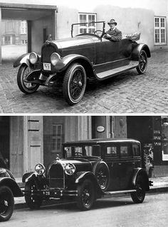 Cars From the 1920s | possibly the most significant change during the 1920 s was