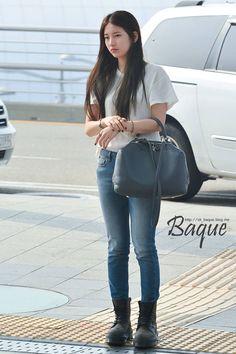 Suzy @ Incheon Airport