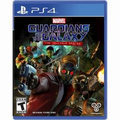 Guardians of the Galaxy - The Telltale Series [PlayStation - playstation spiele playstation geschenk play station 4 geschenkideen playstation 4 spiele playstation zocken play station console xbox spiele PC Xbox 360, Games For Playstation 4, Xbox One Games, Ps4 Games, Games Consoles, Nintendo 3ds, Jeux Xbox One, Univers Dc, The Enemy Within