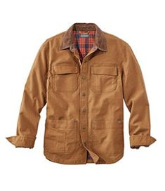 Canvas Shirts, A Good Man, Casual Button Down Shirts, Work Wear, Flannel, Raincoat, Cotton, Llbean, Working Man