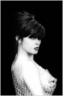 Chrissie Amphlett of the Divinyls....