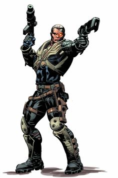 Cable by Mike Deodato Jr