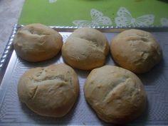 Hungarian Recipes, Hamburger, Food And Drink, Bread, Baking, Advent, Brot, Bakken, Burgers
