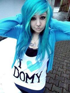 Emo punk rocking fetish zombie sluts - 1 1