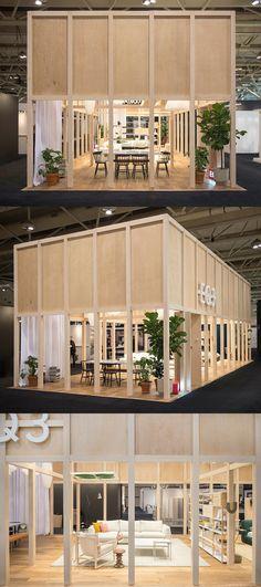 EQ3 Booth | EQ3 × IDS 2017