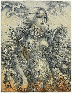 Jörg Schmeisser Modern Art, Contemporary Art, Digital Art Photography, Graphic Illustration, Illustrations, Botanical Art, Installation Art, Art Blog, Printmaking
