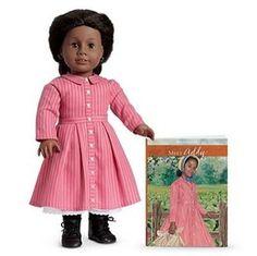 American Girl dolls... I had Addy.