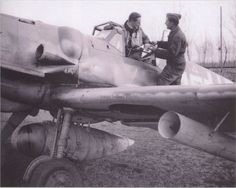 "Bf 109 G-6/Trop W.Nr. 161 948 ""Gelbe 15"", Lt. Fritz Müller, 9./JG 53, before 12 April 1944, Italy."