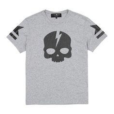☆HYDROGEN☆ハイドロゲン スカル ロゴ 半袖 Tシャツ Mens Tops, T Shirt, Supreme T Shirt, Tee Shirt, Tee