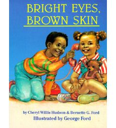 A poem extolling the beauty of African-American children forms the basis for celebration of a positive self-image. The book consists of vibrant, detailed pictures and large print and rhyming text.