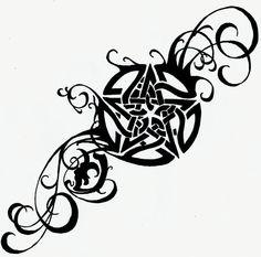 Images For > Nyx Goddess Symbol