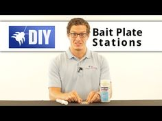 This video covers the features of the Bait Plate Station and how to properly use them. Bait Plate Stations are low-profile, economic and easy-to-use plastic stations that hold gel, liquid and granular baits for ants, roaches and other crawling insects. For a guide to eliminating roaches yourself, click here: https://www.pinterest.com/pin/237635317814263067/ For more information on roach treatments, go to http://www.domyownpestcontrol.com/how-to-get-rid-of-roaches-a-458.html