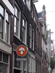 Amsterdam - Smartshop Amsterdam, Street View, Travel, Viajes, Trips, Tourism, Traveling