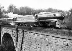 The Coronation Scot, in America for the New York World's Fair, made several runs between Washington and Baltimore, where she awakened consid...